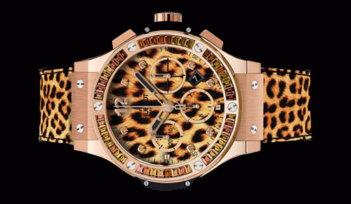 Hublot Big Bang Leopard Replica Watch