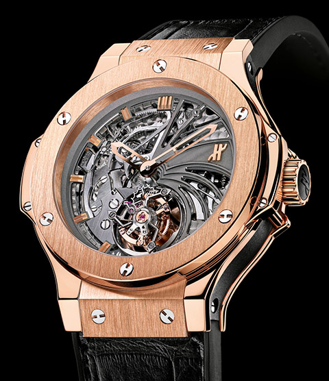 Hublot Big Bang Minute Repeater Replica Watch