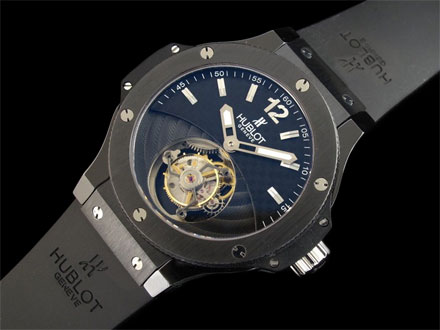 Hublot Big Bang Tourbillon Replica Watch