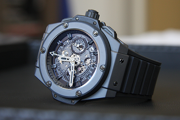 Hublot King Power Ceramic Replica Watch