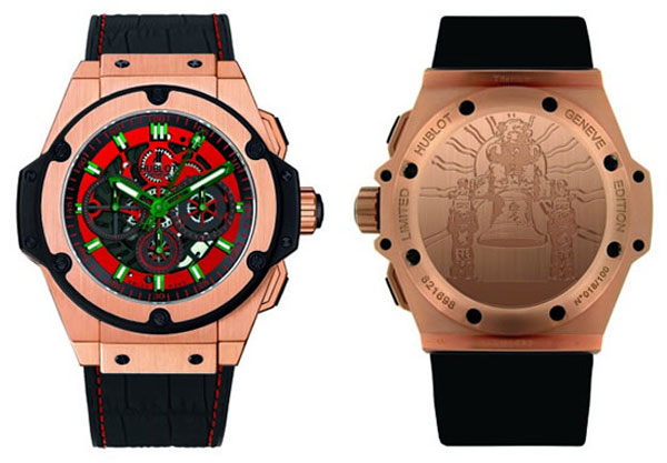 Hublot King Power Limited Edition Replica Watch