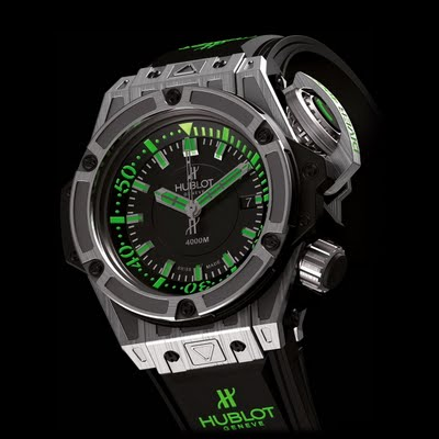 Hublot ing Power Oceanographic 4000 Replica Watch