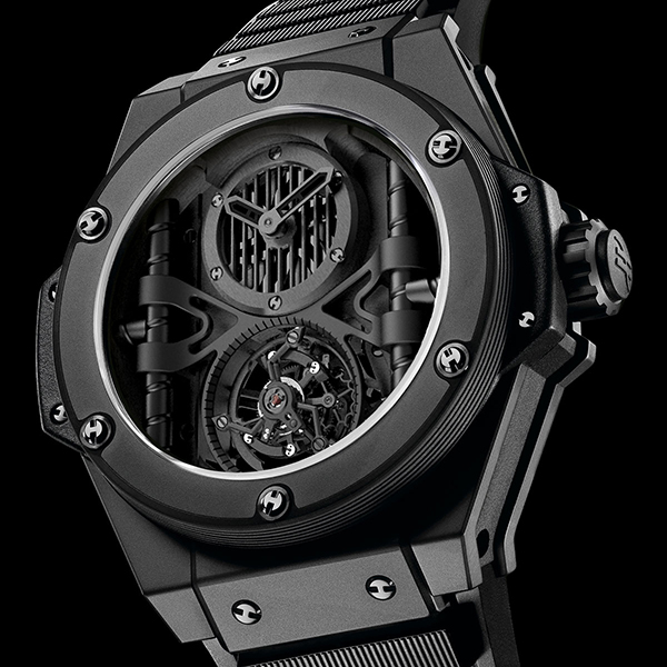Hublot King Power Tourbillon Replica Watch