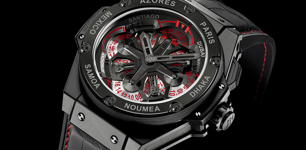 Hublot King Power Replica